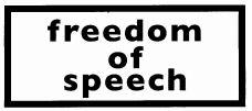 FREEDOM_OF_SPEECH