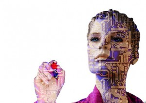 Can the artistic creation of robots be entitled to copyright